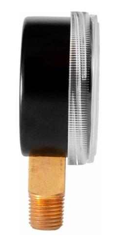 manómetro oxígeno industrial/oxicorte 4000 psi y 280 kg/cm2