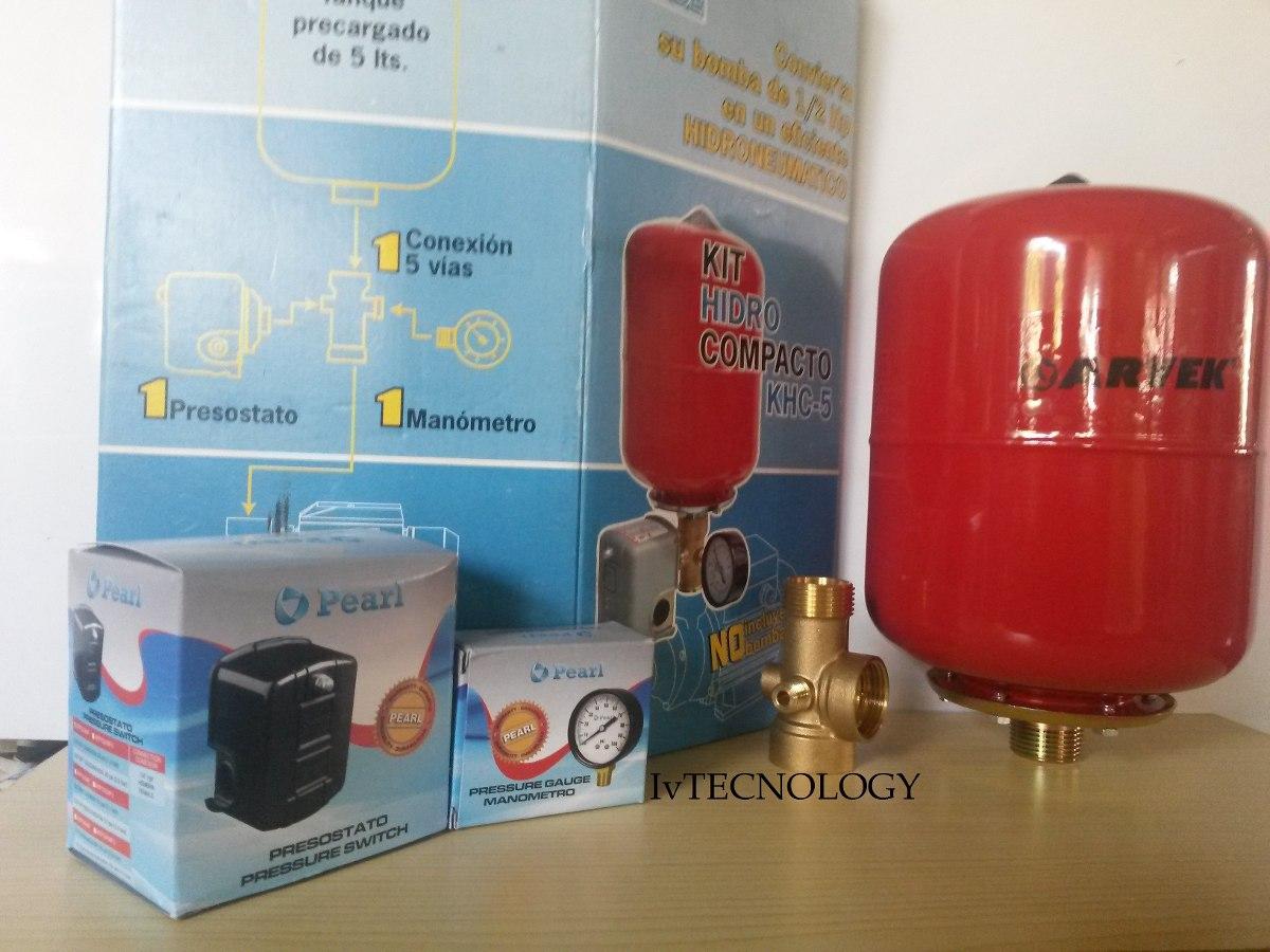 Manometro para bomba de agua hidroneumatico presostato for Precio de hidroneumatico