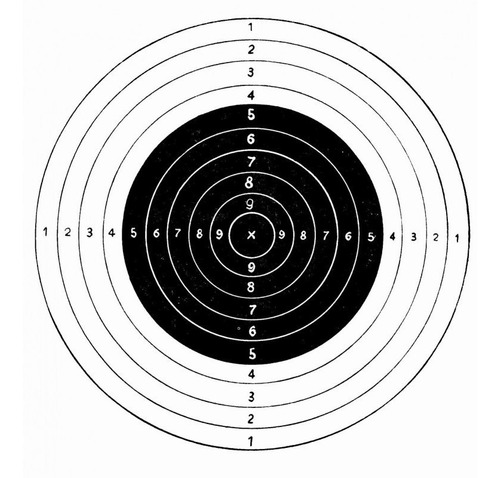 manometro rifle pr900 / armería virtual