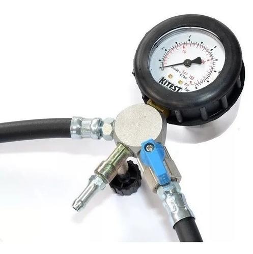 manometro teste pressão combustível motos ka015moto kitest