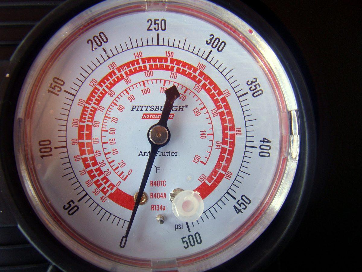 Manometros ac aire acondicionado carro o gas refrigeracion - Manometro para compresor ...