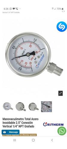 manometros ashcroft 2c615 y bourdon
