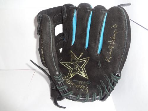manopla béisbol joven modelo k-8 en piel palomares genuino