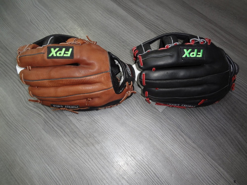 manopla béisbol modelo g380 piel 13 pulgad palomares genuino
