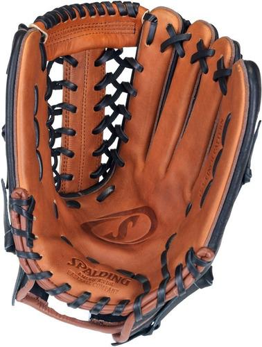 manopla guante de beisbol spalding 12.75-inch fast series