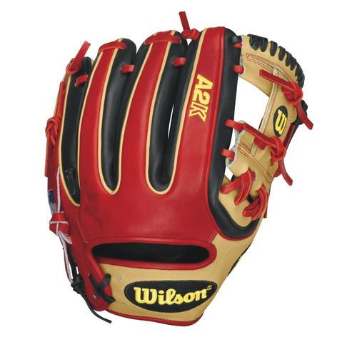 manopla guante de beisbol wilson a2k importado