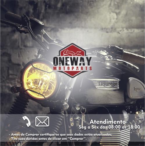 manopla moto com peso esportiva alumínio modelo rizoma cores