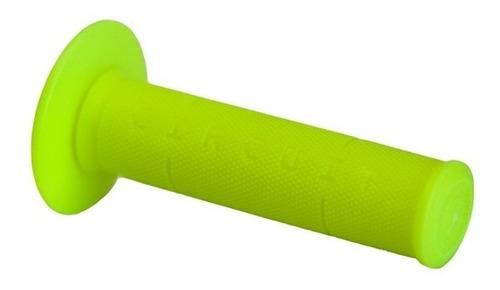 manopla punho circuit iv amarelo fluorescente neon c/arame