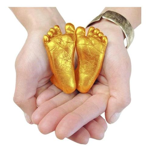 manos de yeso / recuerdos / alginato