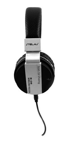 manos libres bluetooth audífonos diadema radio fm micro sd  /e
