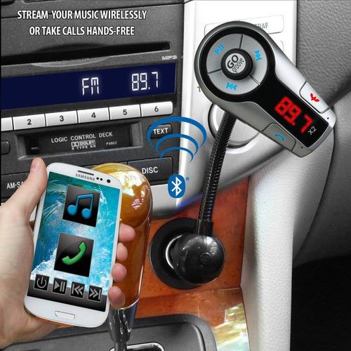 manos libres con control remoto para celular gogroove flex