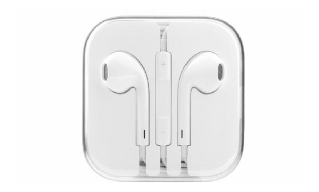 130a9b55b70 Audifonos Manos Libres 3.5mm Apple iPhone iPod Shuffle iPad - Bs ...