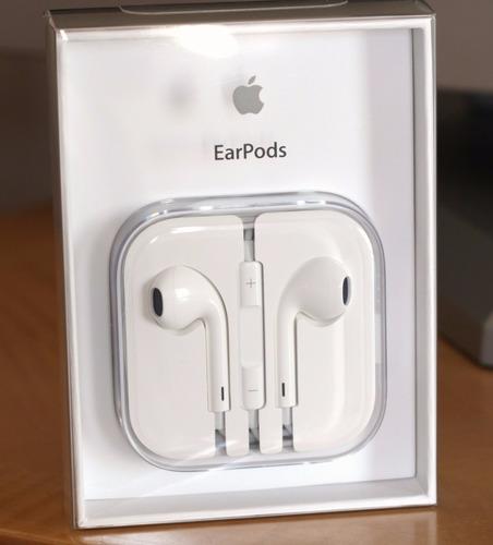 manos libres iphone apple earpods 100% original