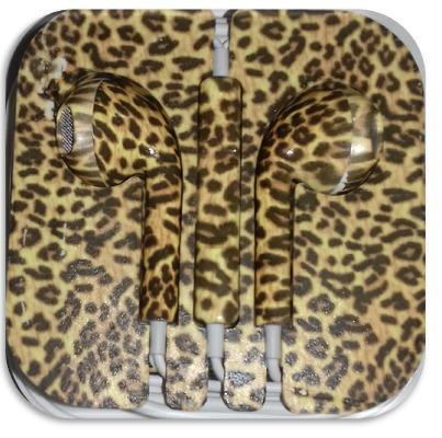 manos libres iphone  - diseño animal print