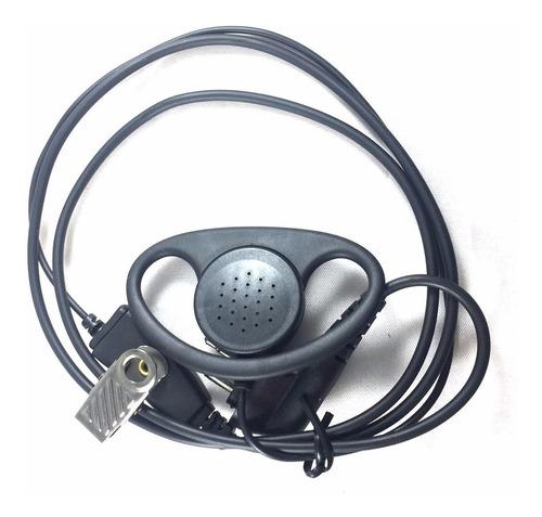 manos libres para radio icom ic-f3013 4013 3003 4003 14 24