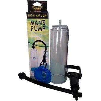 mans pump y crema max man combo alargamiento del pene