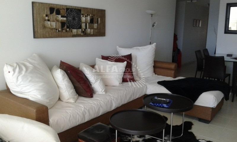 mansa, 2 dormitorios, a metros de playa mansa-ref:2611