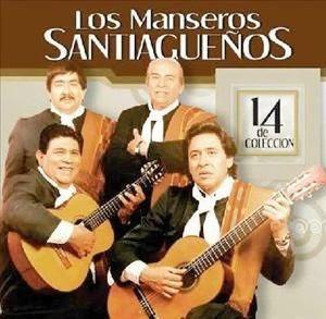 manseros santiagueños los 14 de coleccion cd nuevo