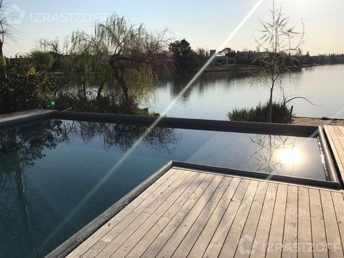 mansión a la laguna central alq temporal y alq anual
