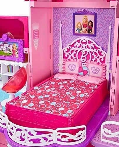 Mansão Casa Da Barbie Em Malibú 3 Andares - Gigante Pronta ...