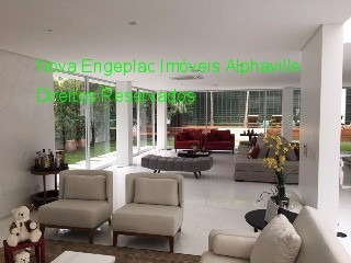 mansão clean e moderna res.10 - 700m2 ac alphaville sp - ca00823 - 4752635