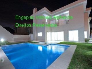 mansão genesis ii alto padrão alphaville sp - ca00733 - 4377786