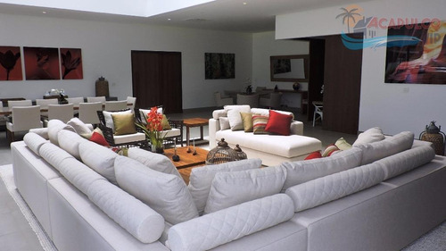 mansão - luxo - decorada - fino acabamento - jardim acapulco - ca0179