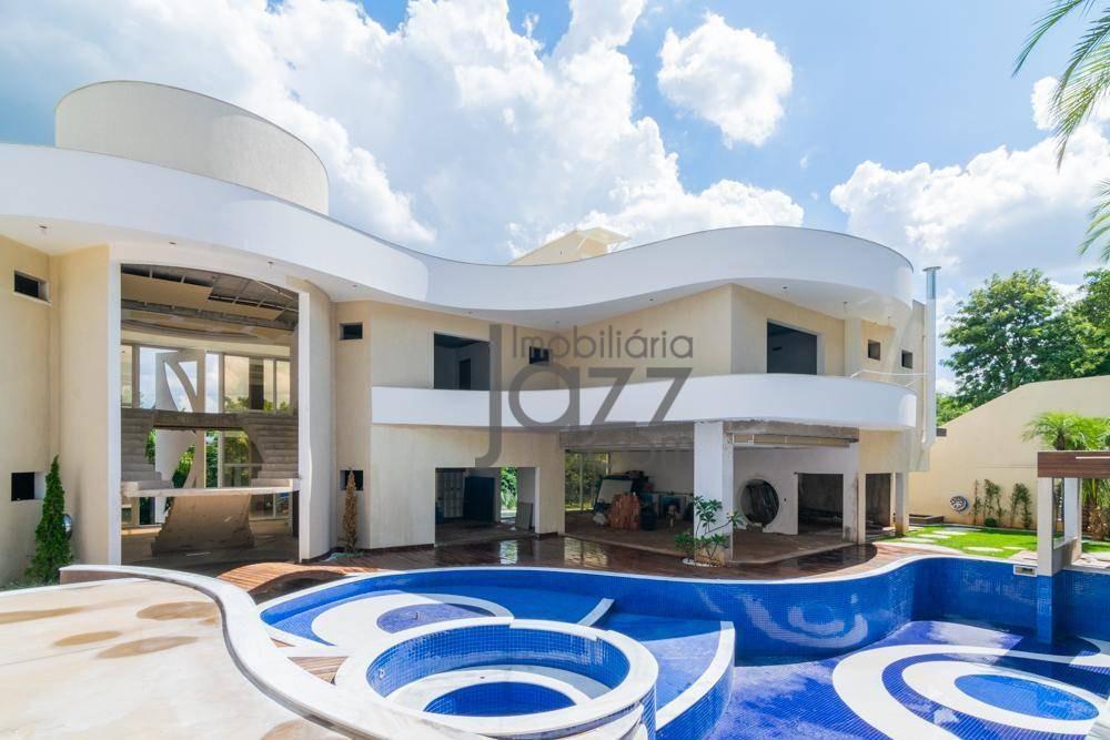 mansão magnífica alphaville - ca5359