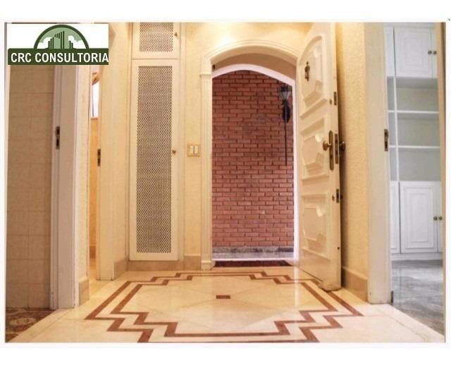 mansão para venda/locação em santo amaro, são paulo - sp! - ca00045 - 4944728