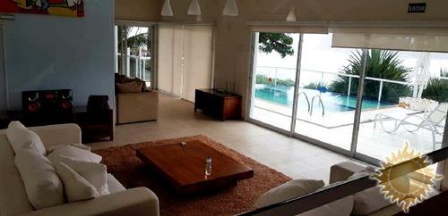 mansão pé na areia vista privilegiada !!! - 16628