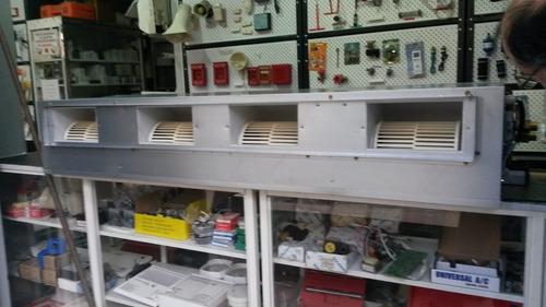 mant  reparacion, repotenc ventas de equip a/a y agua helada
