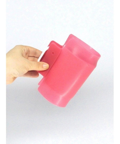 manta adaptadora para squeeze e caneca de polimero