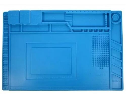manta antiestatica grande 30cm x 45cm para sevicio tecnico