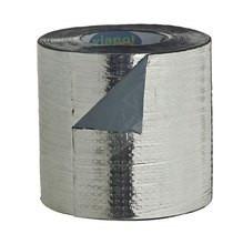 manta asfáltica aluminizada autoadesiva 15cmx10m - 5 peças