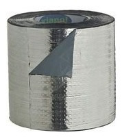 manta asfáltica aluminizada telhado autoadesiva 30cmx10m