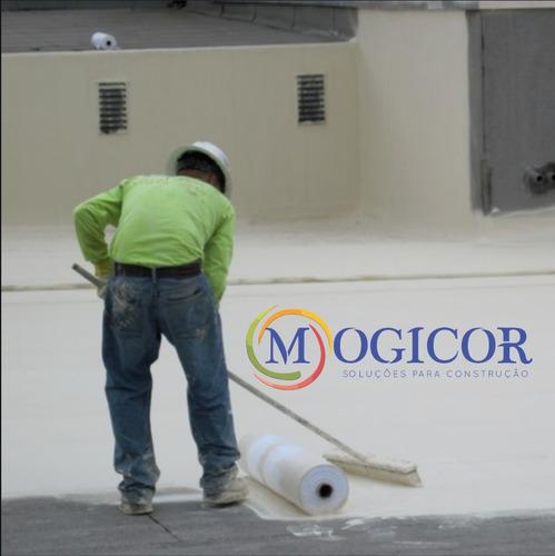 manta bidim vp50 50mt2 impermeabiliza telhados lajes telhas