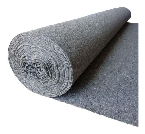 manta de bidim geotextil 35mts² para drenagem 2,30 x 15,20