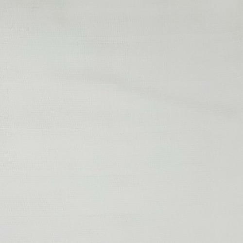 manta de cielo liso blanco
