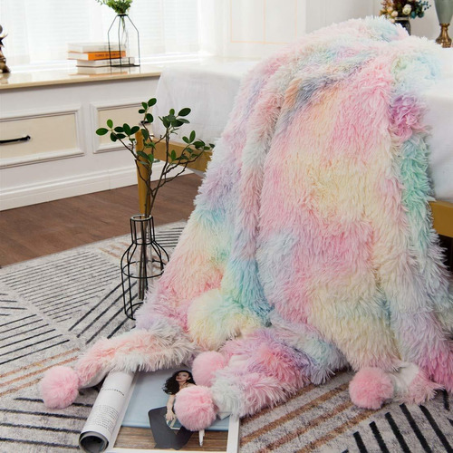 manta de felpa súper suave ropa de cama funda de sofá...