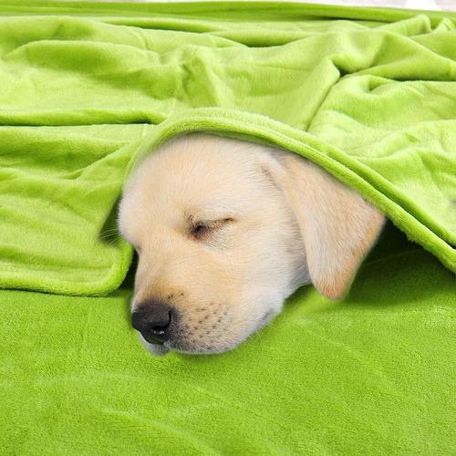 manta de franela y vellón manta de cama o sofá de mic...