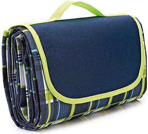 manta de picnic familiar de 80x60  con bolsa de v