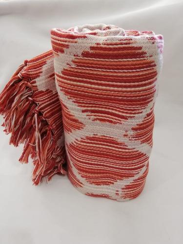 manta dia de campo orange stripe - threshold