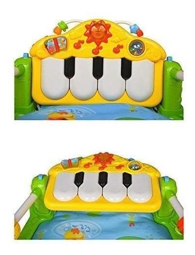 manta didactica goodway 3 en 1 piano gimnasio actividades