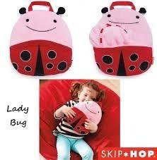 manta infantil bebé skip hop almohada plush línea zoo