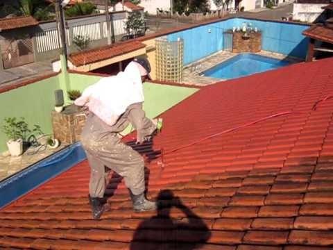manta liquida p/ lajes telhados unico terracota 18kg