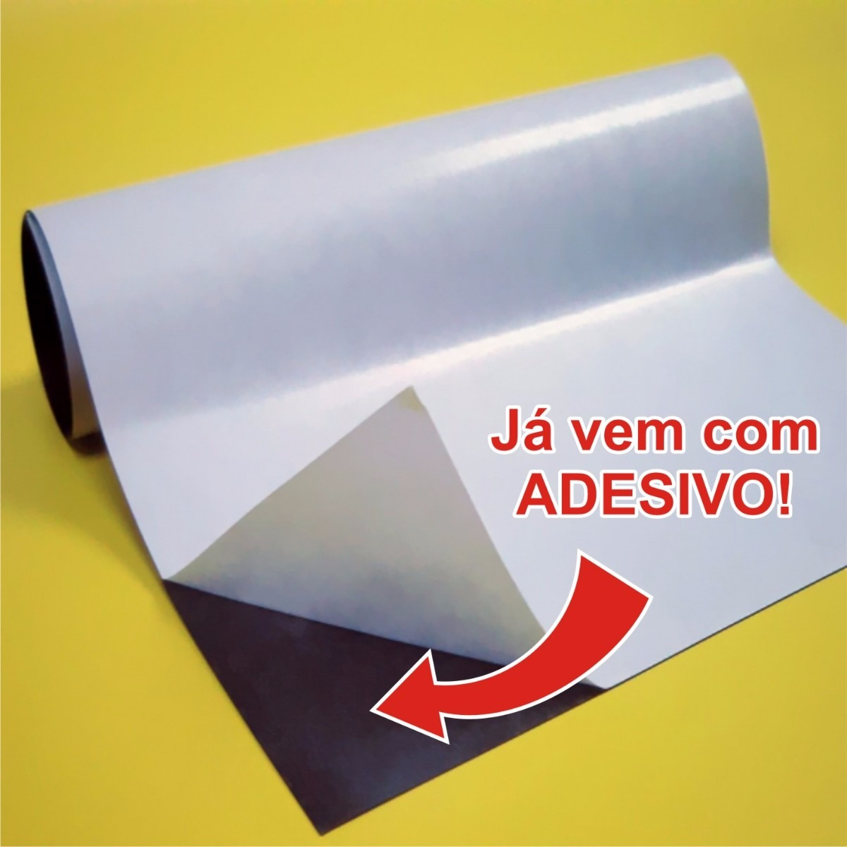 cde695e1ed0 Manta Magnética Adesivado Imã Geladeira Festa Brinde Barato - R  99 ...