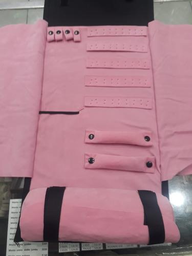 manta mixta con tubo para pulsera/ exhibir joyeria/nice