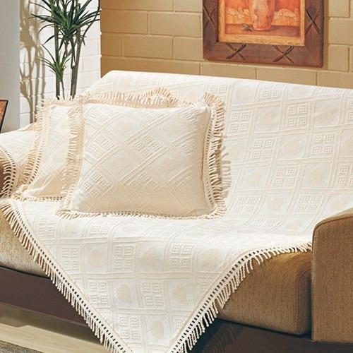 Manta para sof 100 algod o itaparica omartex r 99 15 - Manta para sofa ...