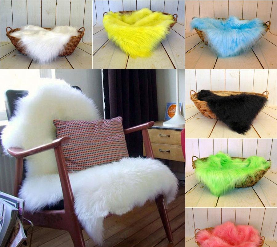 Manta pelo sofa newborn tapete decorar sofa cadeira 1 x 1 - Manta para sofa ...