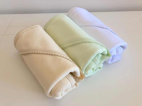 manta recibidora bebé 100% algodón excelente calidad!!!